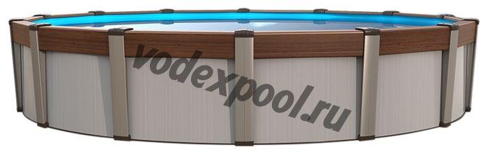 Сборный бассейн Atlantic Pools Contempra (5.5 × 1.35 м)
