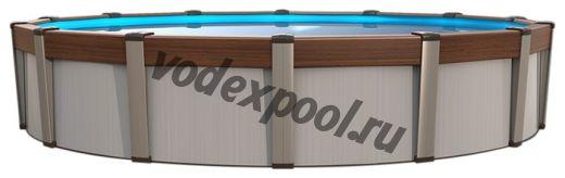 Сборный бассейн Atlantic Pools Contempra (7.3 × 1.35 м)