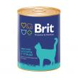 Brit Premium Мясное ассорти с птицей для кастрированных котов (340 г)