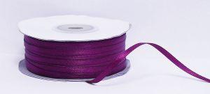 Атласная лента, ширина 3 мм, цвет: 3085, длина: 91,4 метра (+-0,4м)