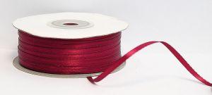 Атласная лента, ширина 3 мм, цвет: 3092, длина: 91,4 метра (+-0,4м)