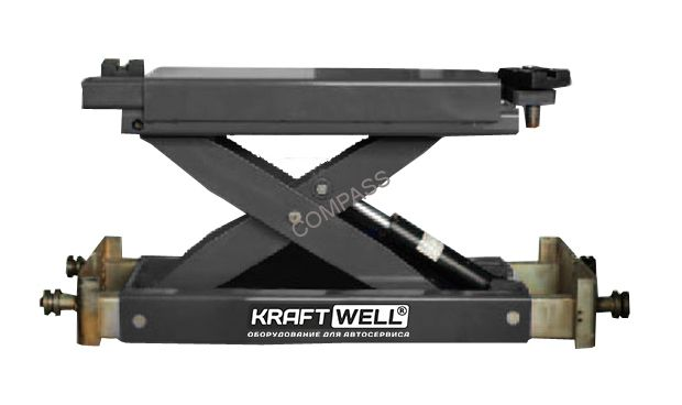Траверса г/п 2000 кг. с ручным приводом, KraftWell (КНР)