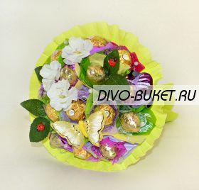 """Букет с конфетами №638 """"Альтаир"""""""