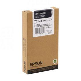 Картридж оригинальный EPSON T6128 черный матовый  C13T612800