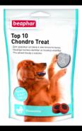 Beaphar Doggy's TOP 10 joint problems Кормовая добавка с глюкозамином для собак (150 г)