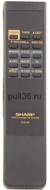 Пульт ДУ Sharp G1031GE