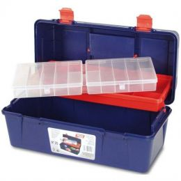 Ящик для инструмента № 25 с лотком + органайзер