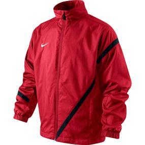 Детская куртка Nike Competition 12 Sideline Jacket Waterproof With Zip Junior красная