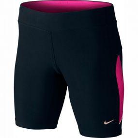 """Женские велосипедки Nike 8"""" Filament Shorts чёрные"""