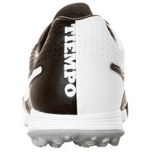 Шиповки Nike Tiempo Legacy TF чёрно-белые