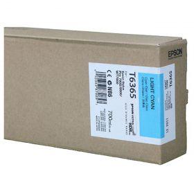 Картридж оригинальный EPSON T6365 светло-голубой повышенной емкости для Stylus Pro 7900/9900 C13T636500