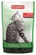Beaphar Catnip-Bits Подушечки с кошачьей мятой для кошек и котят (150 г)