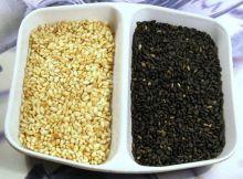 Кунжут черный Индия от 500 гр