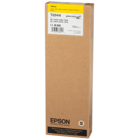 Картридж оригинальный EPSON C13T694400 T6944 желтый экстраповышенной емкости для SC-T3000/SC-T5000/SC-T7000 C13T694400