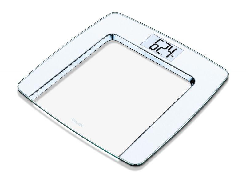 Beurer GS490 White Cтеклянные весы