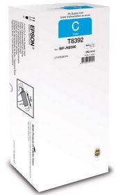 Контейнер оригинальный EPSON T8392 голубой повышенной емкости для WF-R8590 C13T839240
