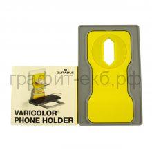 Подставка для телефона Durable VARICOLOR желтый 7735-04