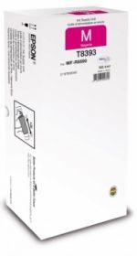 Контейнер оригинальный EPSON T8393 пурпурный повышенной емкости для WF-R8590 C13T839340