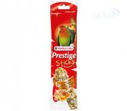 Versele-Laga Prestige Sticks Палочка для средних попугаев с орехами и медом (70 г)