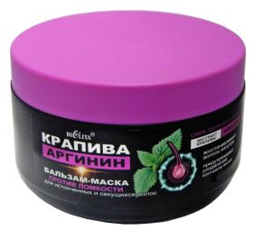 Белита Крапива и аргинин Бальзам-маска для ломких волос 350мл
