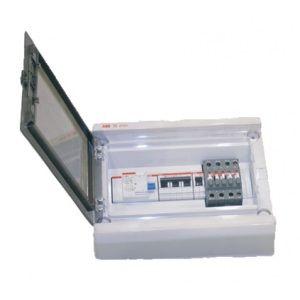 Электрические щиты управления аттракционами