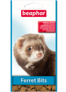 Beaphar Ferret Bits Лакомство для выведения шерсти для хорьков (35 г)