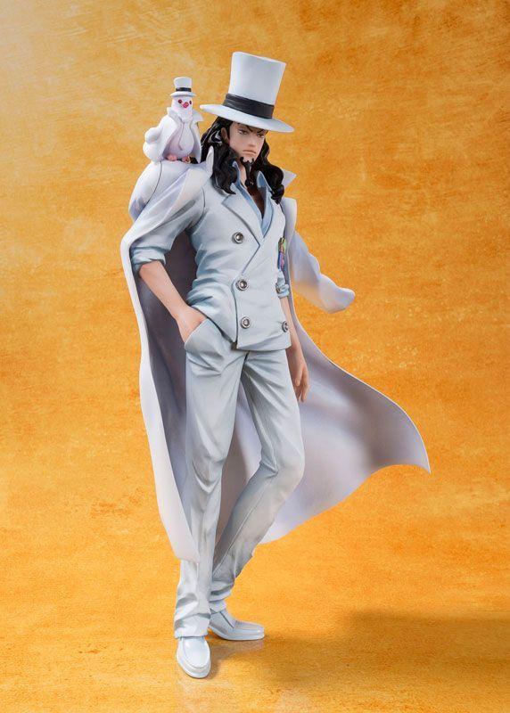 Фигурка One Piece Rob Lucci GOLD Ver.