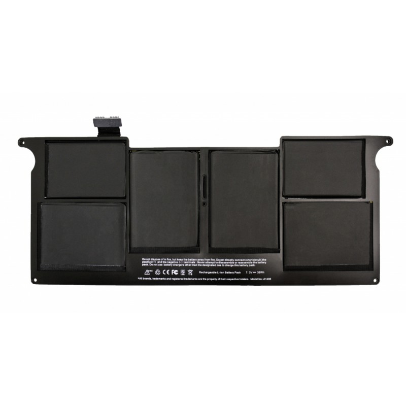 "Аккумулятор PALMEXX A1406 для ноутбука Apple Macbook Air 11,6"" A1370/A1406/A1465 (7,3V-35Wh)"