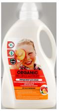 Кондиционер-ополаскиватель для белья  ЭКО с органическим персиком, 1500 мл