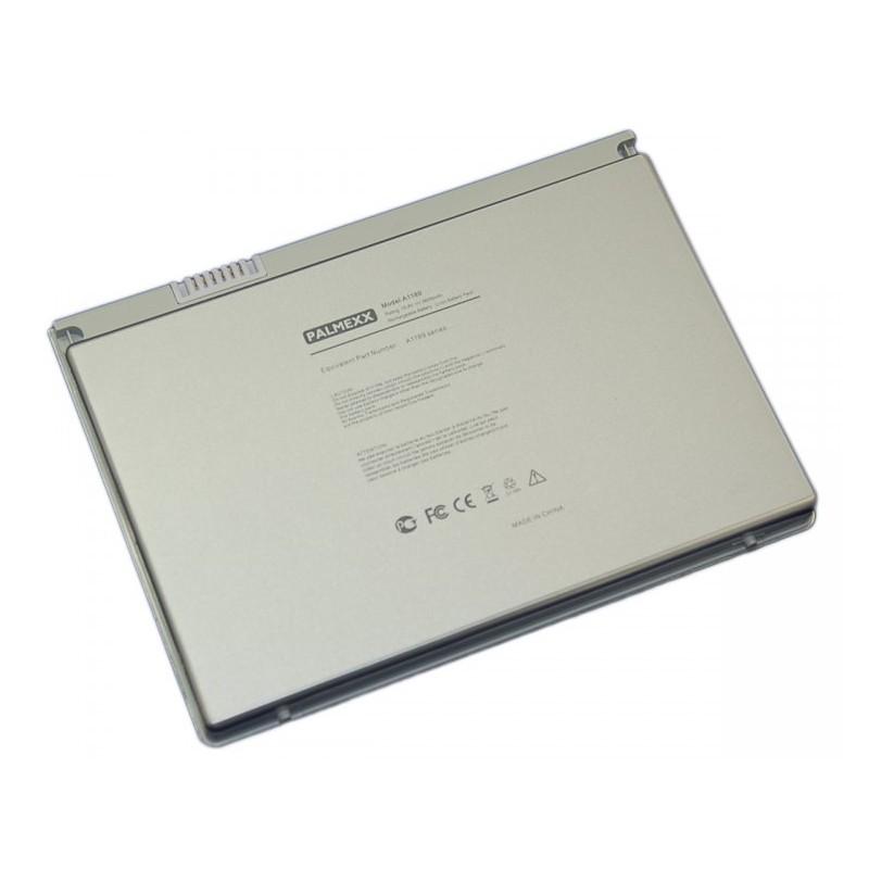 "Аккумулятор PALMEXX A1189 для ноутбука Apple Macbook Pro 17"" A1151/A1189/A1212/A1261 (10,8V-68Wh)"