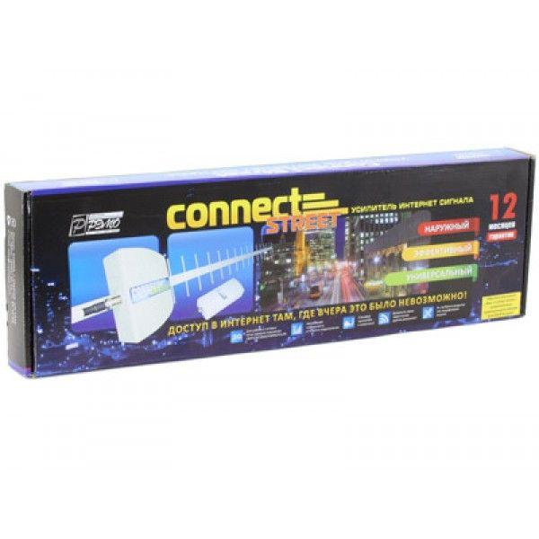 Усилитель интернет сигнала Connect Street