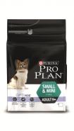 Pro Plan SMALL & MINI ADULT ADULT 9+ Корм для собак мелких и карликовых пород старше 9 лет с курицей и рисом (700 г)