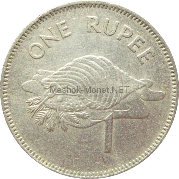 Сейшелы 1 рупия 1982 г.