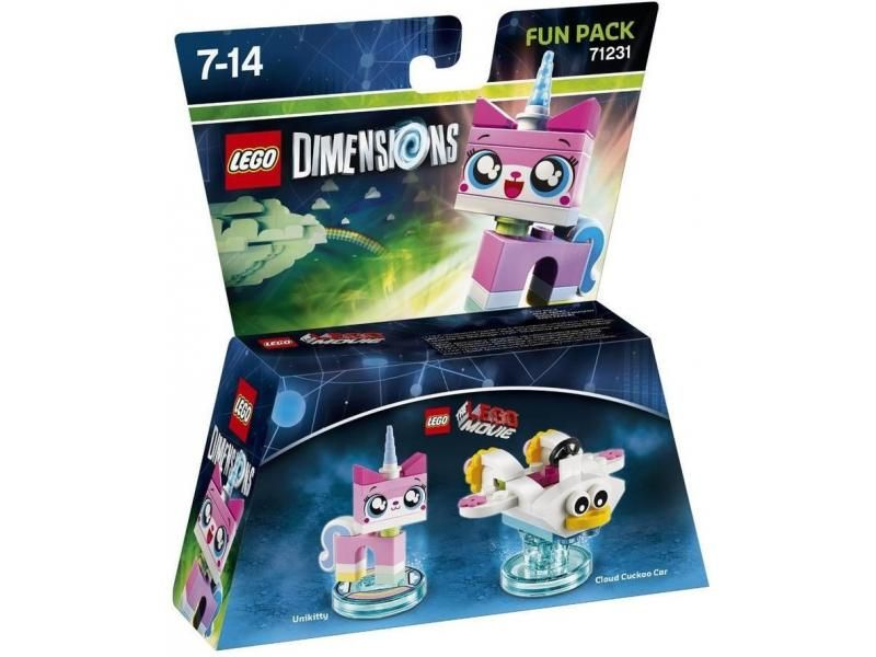 Lego Dimensions 71231 (Unikitty)
