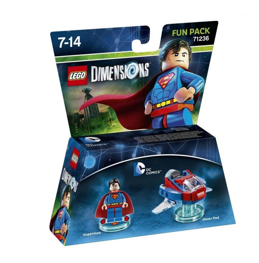 Lego Dimensions 71236 Fun Pack (Superman)