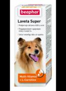 Beaphar Laveta Super Кормовая добавка для собак (50 мл)