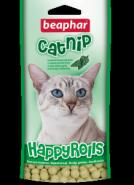 Beaphar Happy Rolls Catnip Лакомство с кошачьей мятой для кошек (80 шт.)