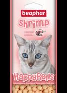 Beaphar Happy Rolls Shrimp Лакомство с креветками для кошек (80 шт.)