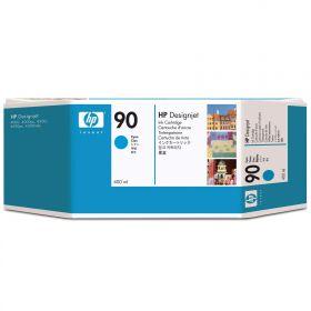 Картридж оригинальный Hewlett-Packard 90 Ink Cyan (225 ml) C5060A