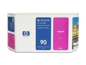 Картридж оригинальный Hewlett-Packard 90 Ink Magenta (225ml) C5062A