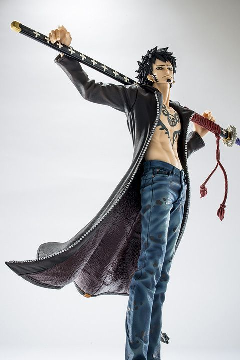 Фигурка One Piece Chojho Kessen 5 Trafalgar Law Prize