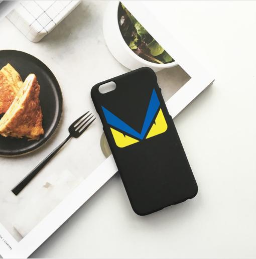 Чехол-накладка для iPhone 6/6s монстр