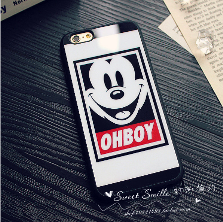 Чехол для iPhone 6/6s ohboy