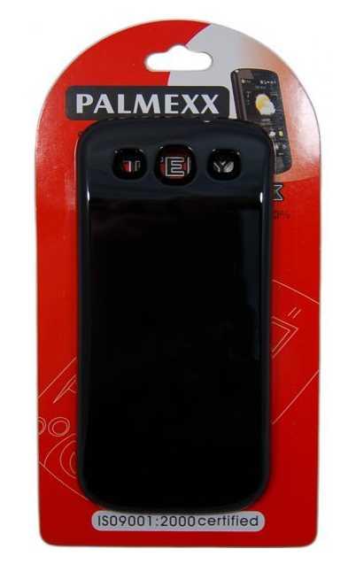 Аккумулятор повышенной емкости для Samsung i9300 Galaxy S3 (4600mAh) черный