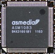 Микросхема контроллер ASMEDIA ASM1083