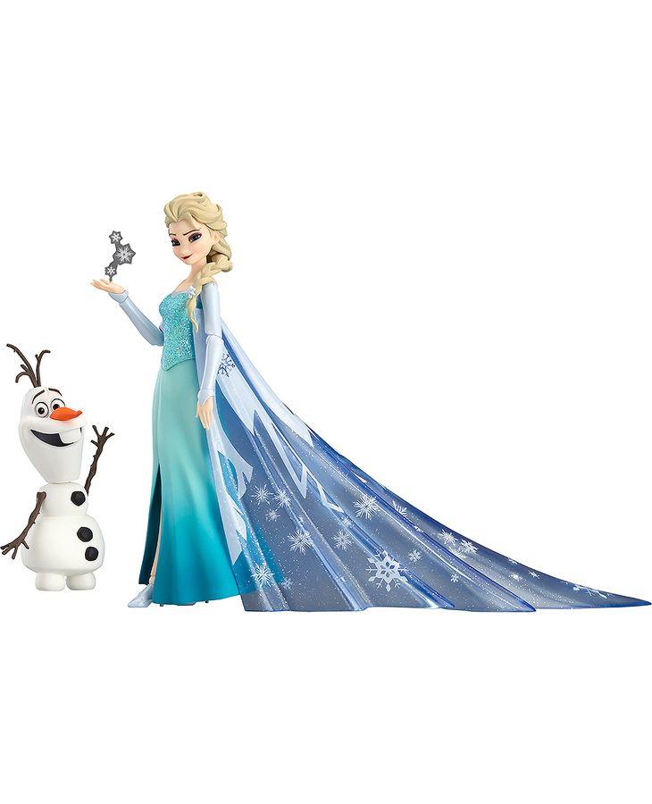 Figma Frozen Elsa