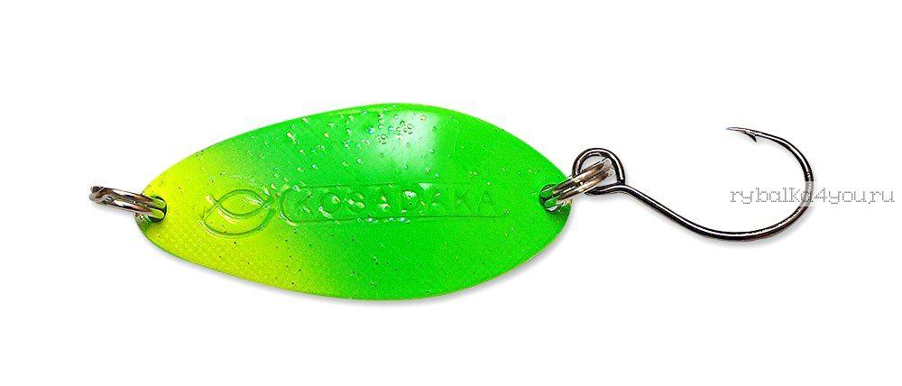 Купить Блесна Kosadaka Buggy (одинарный крючок) 50 мм / 11 гр цвет LR