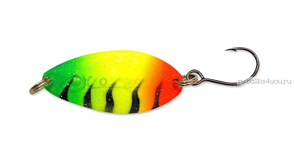 Купить Блесна Kosadaka Buggy (одинарный крючок) 32 мм / 4,5 гр цвет MH