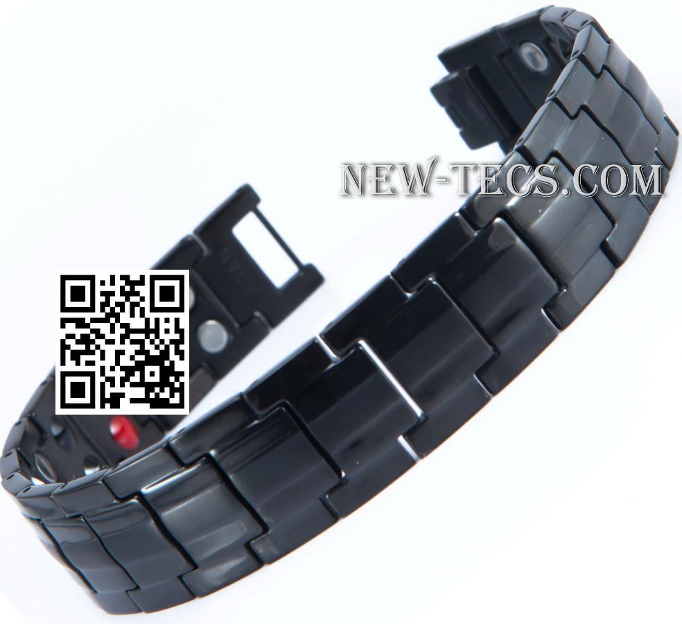 Магнитный браслет 8486BL-IR