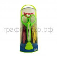 Ножницы детские Maped Crea Cut фигурные с 5 лезвиями 601005